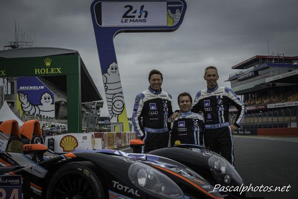 SRT41 , Frederic Sausset , 24 Heures du Mans