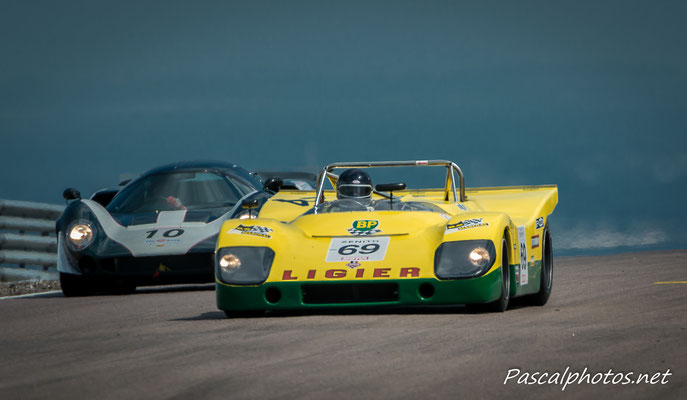 Ligier grand prix age d'or vhc racing
