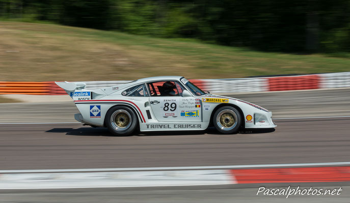 Porsche 935 grand prix age d'or vhc racing