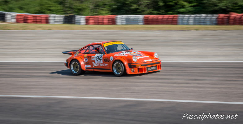 Porsche RSR grand prix age d'or vhc racing