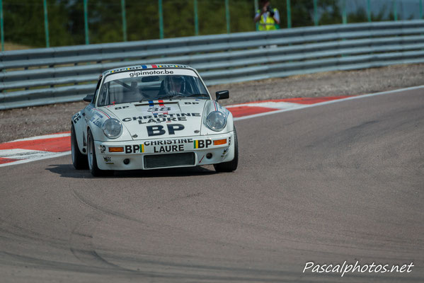 Porsche 3L RSR grand prix age d'or vhc racing