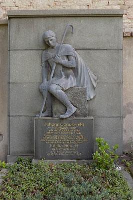 Alter Katholischer Friedhof Bild: Susann Wuschko