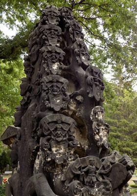 Innerer Neustädter Friedhof Dresden Bild: Susann Wuschko