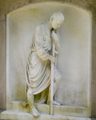 Waldfriedhof Weisser Hirsch Pilger Bild: Susann Wuschko