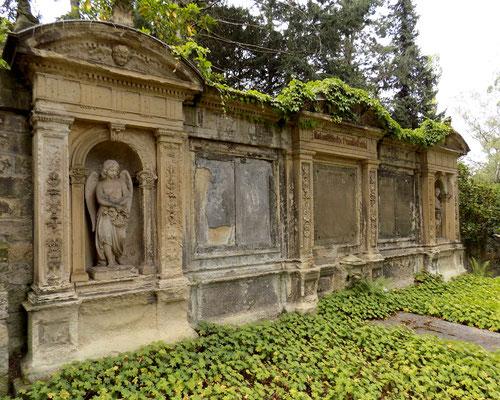 Pirnaer Friedhof Bild: Susann Wuschko