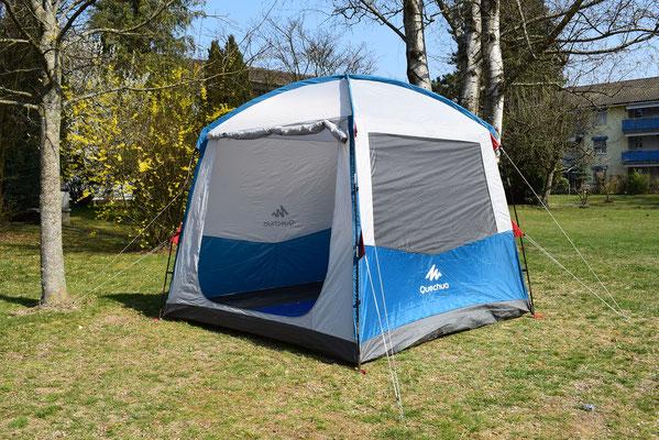 Zelt für Piaggio Ape TM mit Kasten
