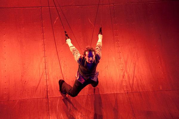 Faust. Der Tragödie erster Teil | Regie: Mario Portmann | Theater Erlangen | © Jochen Quast