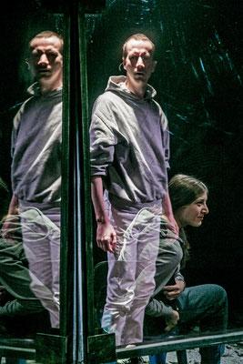 Der weiße Wolf | Regie: Johannes Wenzel | Theater Erlangen | © Jochen Quast