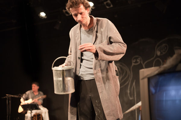 Hirngespenster | Regie: Kathleen Draeger | Theater Erlangen | © Stefan Richwien