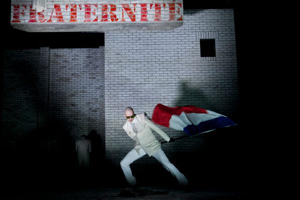 Dantons Tod | Regie: Mario Portmann | Theater Erlangen | © Jochen Quast