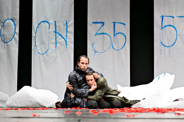 Der Prozess | Regie: Constanze Kreusch | Theater Erlangen | © Jochen Quast