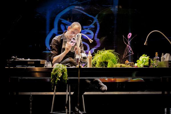 Die Leiden des jungen Werther | Regie: Eike Hannemann | Theater Erlangen | © Ludwig Olah