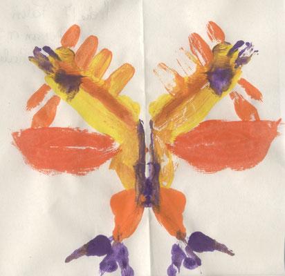 activité 2 : symétrie de l'aigle à deux têtes