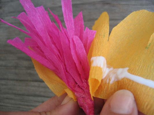 Fabricación de flores