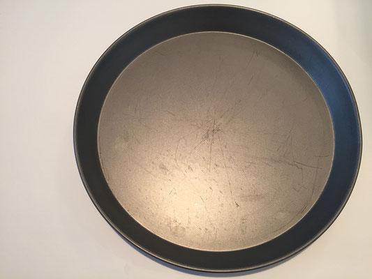 Kuchenform mit 27 cm Durchmesser