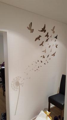 Malergeschäft Wyss: Wandtattoo