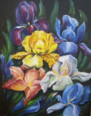 Blumen 30x40