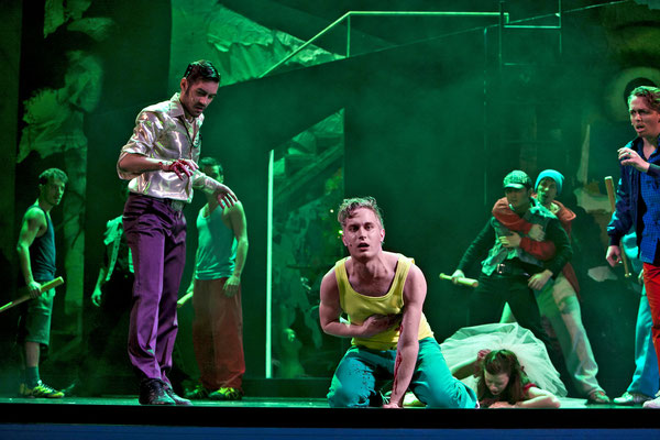 WEST SIDE STORY  | RIFF (Foto: Jochen Quast)