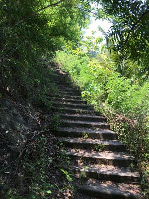 treppe-pandan-beach-nusa-panida