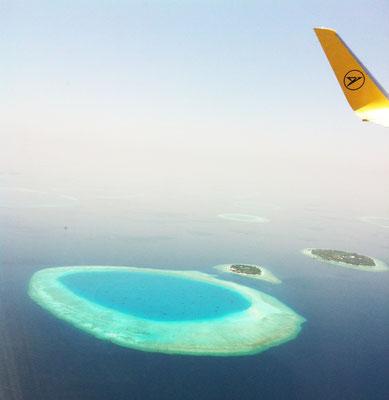 anflug-maldiven