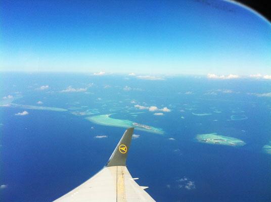 anflug-malediven
