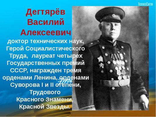 Василий Дегтярёв