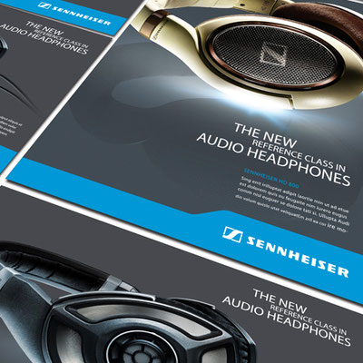 SENNHEISER CORPORATE DESIGN