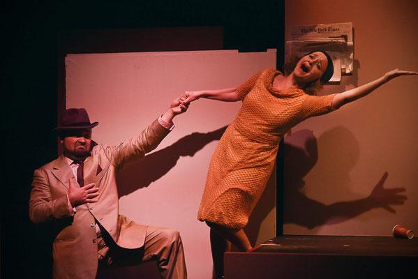 Stück: Herman & Rosie, Theater Pfütze