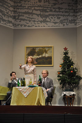 Stück. Bitte sagen sie jetzt nichts! (LORIOT), E.T.A. Hoffmann Theater