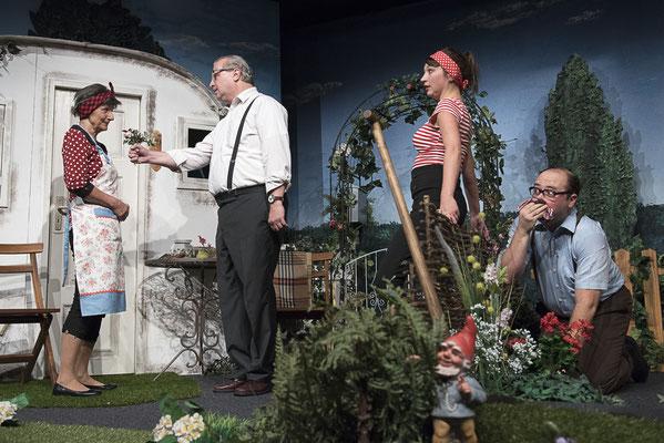 Stück: Der Kleingarten König, Komödie am Altstadtmarkt Braunschweig