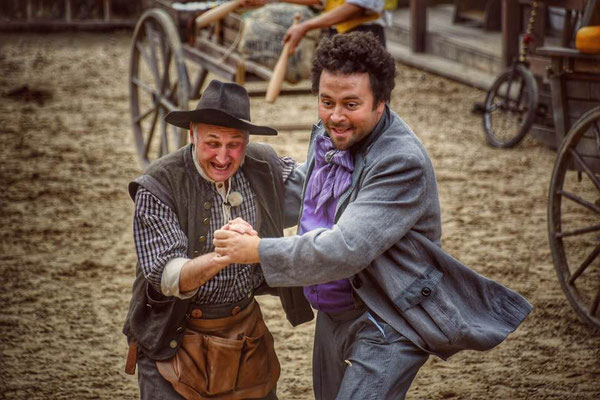 Stück: Unter Geiern - Der Sohn des Bärenjägers, Karl May Spiele Bad Segeberg