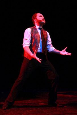 Stück: Ungeheuerlichkeiten, Solo-Musicalprogramm, E.T.A. Hoffmann Theater