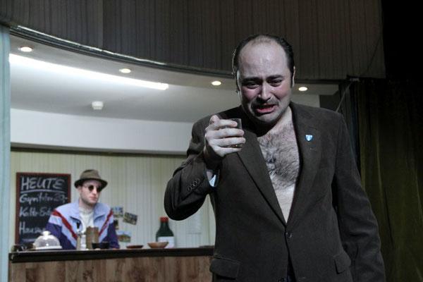 Stück: Bagger,  E.T.A. Hoffmann Theater