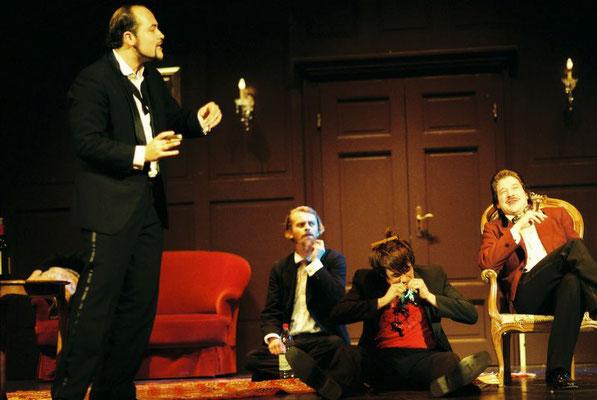 Stück: Verdammt lange her, E.T.A Hoffmann Theater