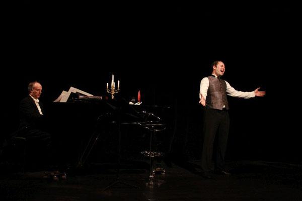 Stück: Ungeheuerlichkeiten - Solo Musicalprogramm, E.T.A. Hoffmann Theater