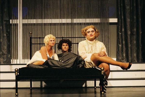 Stück: Sugar,  E.T.A. Hoffmann Theater