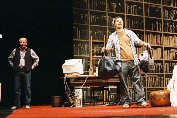 Stück: Endgeil,  E.T.A. Hoffmann Theater