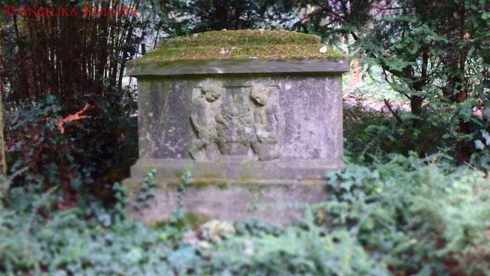 7 #Hauptfriedhof #Frankfurt #Grabstein #Grabmal #Ghosthunters