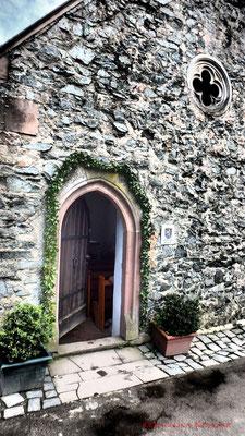 Eingang zur Kapelle. #Frankenstein #ghosthunters #paranormal