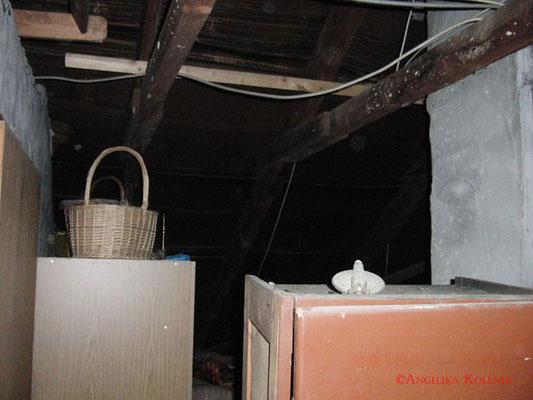Eindrücke vom Dachboden 2. #paranormal #ghosthunter #ghost #spuk #geist
