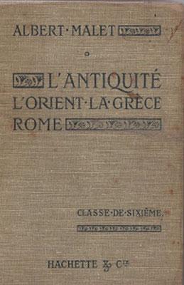 """Albert Malet - """"Der antike Orient - Griechenland - Rom"""", in diesem Buch soll Zozo als Namensvariation von Pazuzu erwähnt werden, was allerdings nicht stimmt. #Zozo #Ouija #Medium #Spiritismus #paranormal"""
