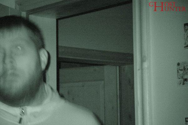 Nichts Besonderes im Flur zu sehen. #ghosthunters #paranormal #ghost #geist #spuk