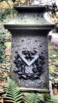 15 #Hauptfriedhof #Frankfurt #Grabstein #Grabmal #Ghosthunters