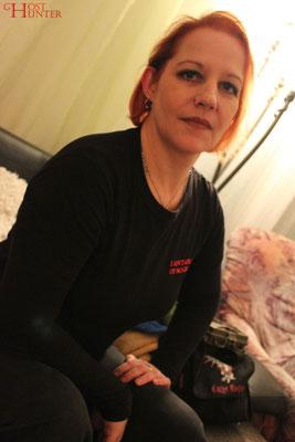 Angelika, bereit loszulegen. #ghosthunters #paranormal #geist #ghost #spuk