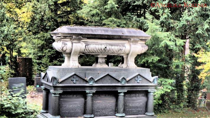 21 #Hauptfriedhof #Frankfurt #Grabstein #Grabmal #Ghosthunters