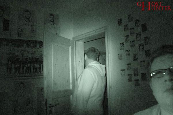 Ein Knacken aus dem Flur. #ghosthunters #paranormal #ghost #geist #spuk