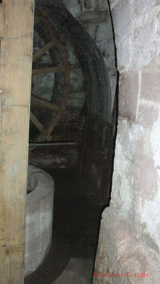 Eingang in den Brunnenraum. #Zitadelle #Bitche #Ghosthunters #paranormal