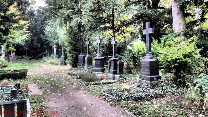 32 #Hauptfriedhof #Frankfurt #Landschaft #Ghosthunters