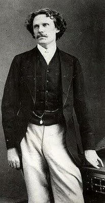 Daniel Dunglas Home #mediumismus #spiritismus #paranormal