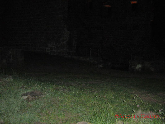 Es stehen nur noch Mauerreste der Burg #Hohenecken. #Ghosthunters #paranormal